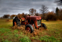 HDR Ford Tractor